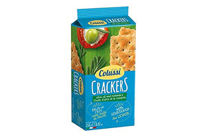Crackers Rosemary Olive Oil 250g