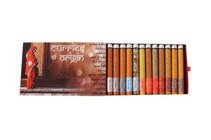 Curries of Origin - 12 Tubes set 283g