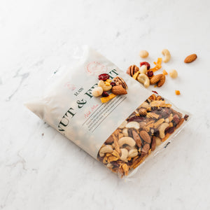 Raw Nut & Fruit mix 500g