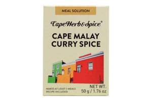 Exotic Cape Malay Curry 50g