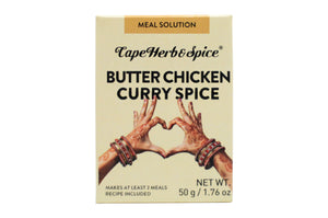 Exotic butter chicken 50g