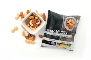 Roasted & Salted Luxury Mixed Tree Nuts 200g
