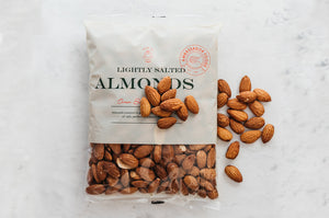 Oven Baked Almonds – Lightly Salted 500g