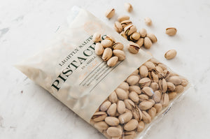 Oven Baked Pistachio Nuts (In-Shell) -Lightly 450g