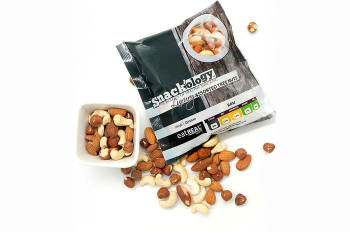 Raw Luxury Mixed Nuts 200g