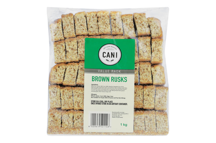 Rusks Brown 1kg