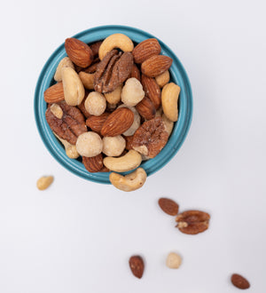 Oven Baked Mixed Nuts 500g