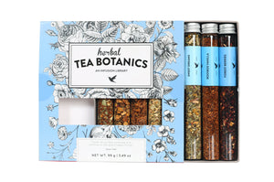 Tea Botanics - 8 Tubes set 99g