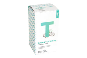 Green & Mint Tea 40's (80g)
