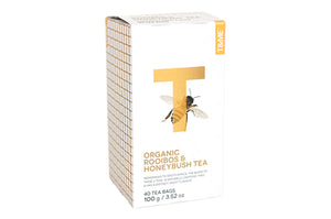 Org Rooibos Honeybush Tea 40's (100g)