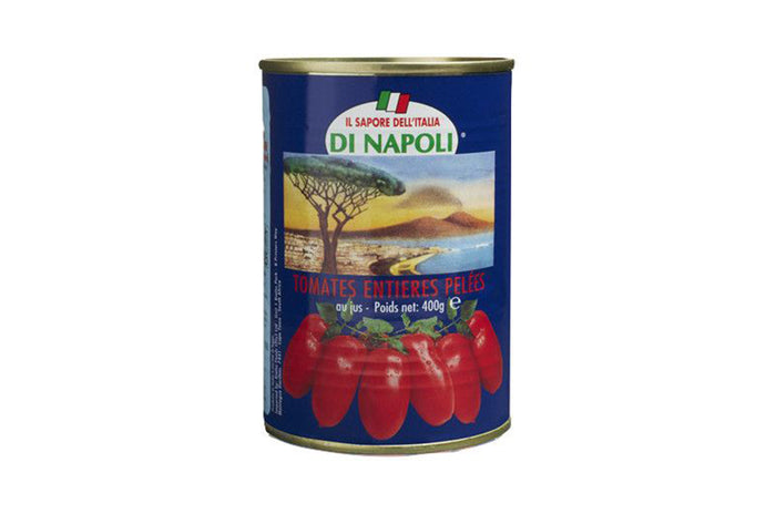 Di Napoli Whole Peeled Tomato 400g