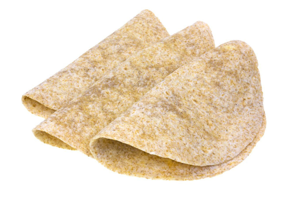 Wrap Whole Wheat 12 pack