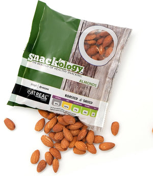Roasted & Salted Almonds 200g