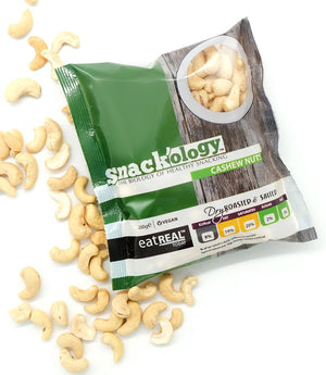 Oven Baked & Salted Cashews 200g
