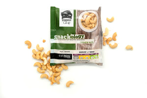 Roasted & Salted Cashews 200g