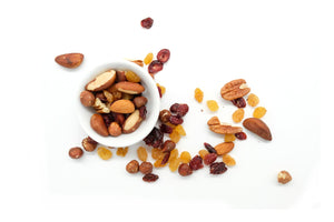 Raw Luxury Mixed Nuts & Fruit 200g