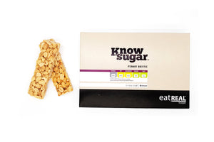 Peanut Brittle - Low Sugar 5x45g (225g)