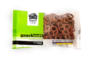 Milk Chocolate Coated Pretzels 150g