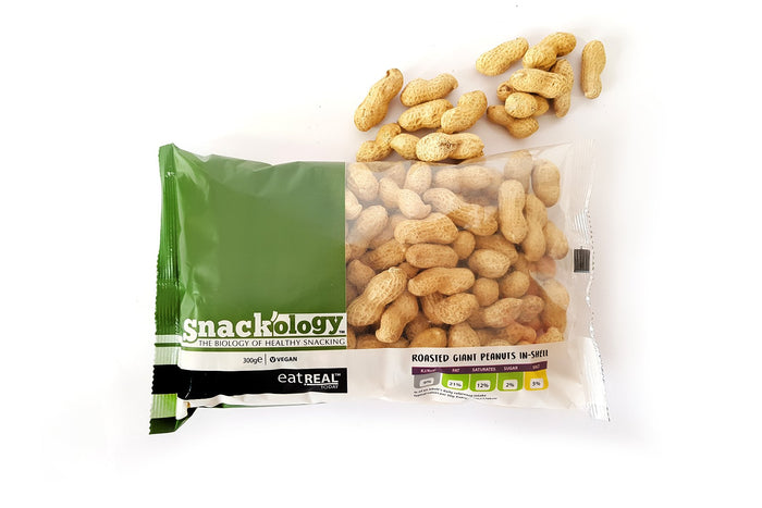 Peanuts In-shell 300g