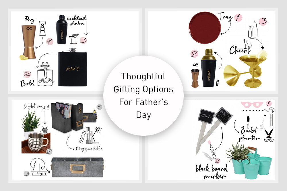 3 THOUGHTFUL GIFTING OPTIONS FOR FATHER'S DAY