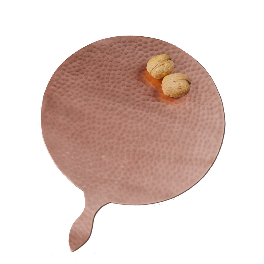 The Taal Serving Platter (Copper Finish)