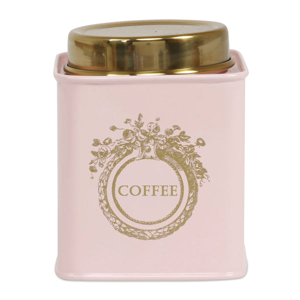 ELAN Dreamer Coffee Canister (500ML, Powder Pink)