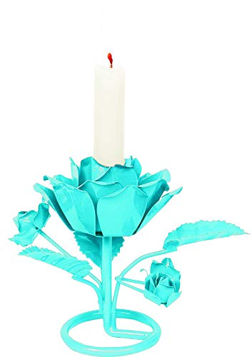 ELAN Rose Candle Stand, Candle Holder