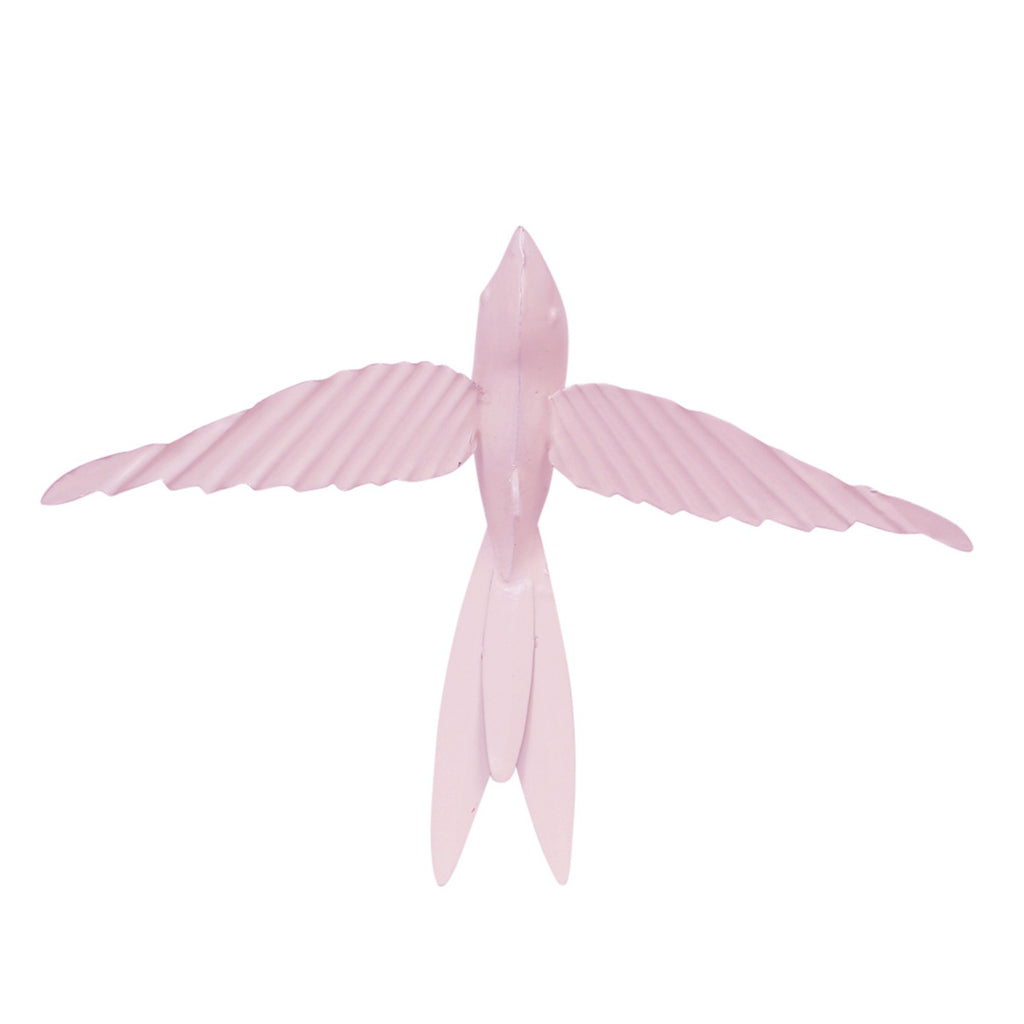 ELAN Rockstar Birds, Set of 2, Powder Pink