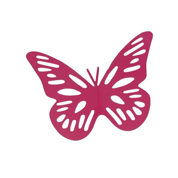 ELAN Butterfly Fridge Magnet, Large (Single)