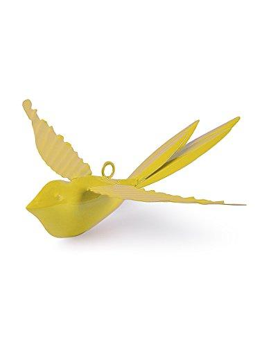 ELAN Rockstar Birds, Set of 2, Yellow