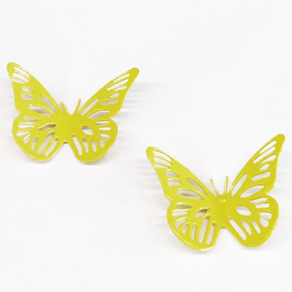 Elan Butterfly Magnets Small - Set Of 2
