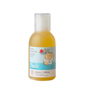 Buds Organics Flaky Scalp Oil 100ml