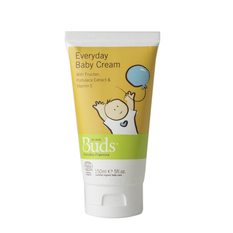 Buds Organics Everyday Baby Cream 150ml