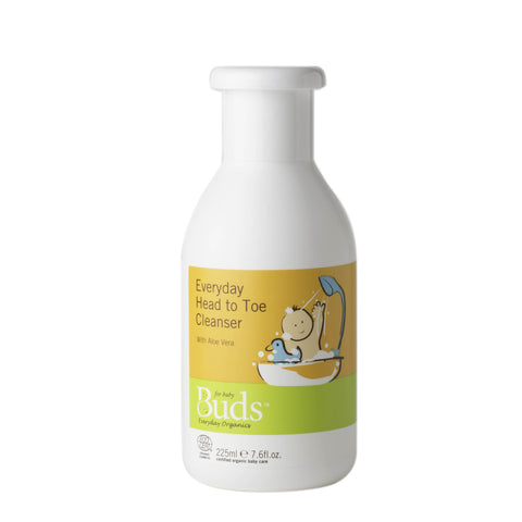 Buds Organics Everyday Head To Toe Cleanser