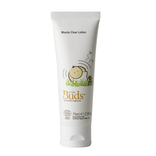 Buds Cherished Mozzie Clear Lotion 75ml