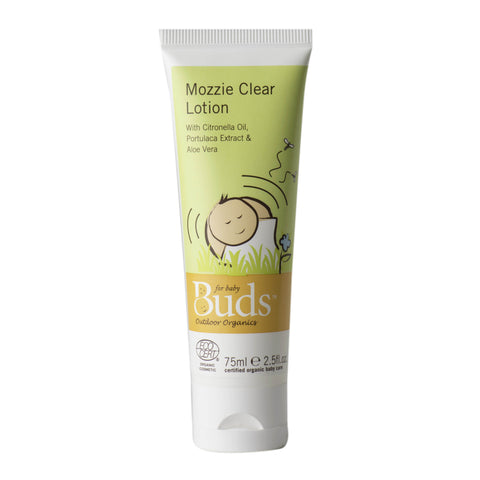 Buds Organics Mozzie Clear Lotion 75ml
