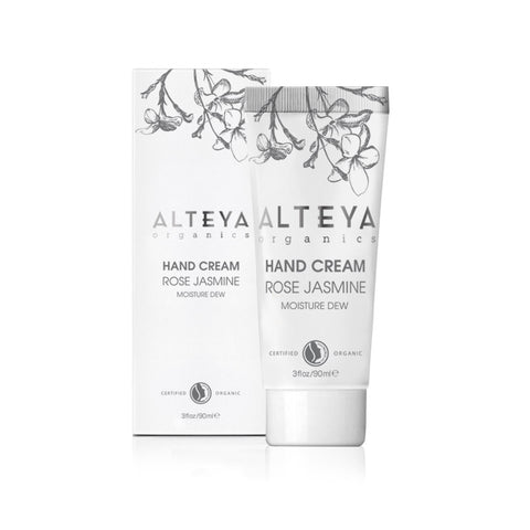 Alteya Organics - Rose Jasmine Hand Cream 90ml