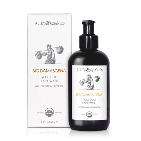 Alteya Organics - Bio Damascena Rose Otto Face Wash 250ml