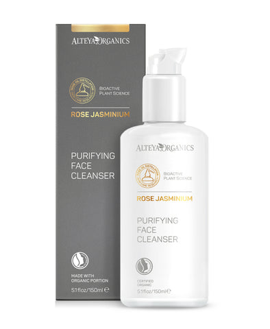 Alteya Organics - Rose Jasminium Purifying Face Cleanser 150ml