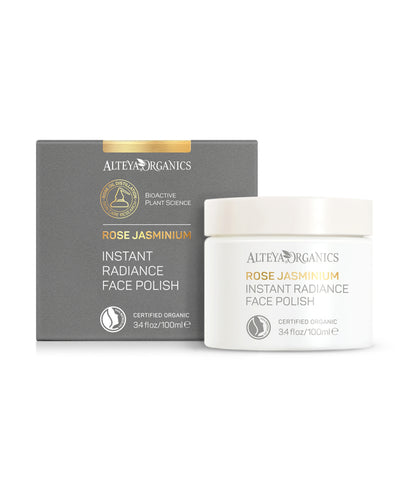 Alteya Organics - Rose Jasminium Instant Radiance Face Polish 100ml