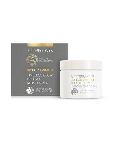 Alteya Organics - Rose Jasminium Timeless Glow Renewal Moisturizer 50ml