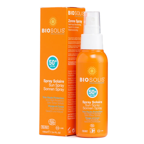 Biosolis Sun Spray SPF50+ 100ml