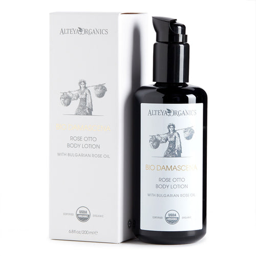 Alteya Organics - Bio Damascena Rose Otto Body Lotion 200ml