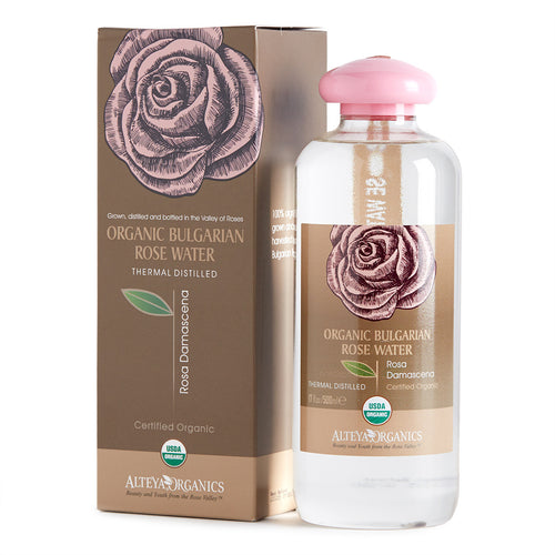 Alteya Organics - Bulgarian Rose Water 500ml