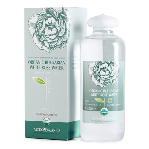 Alteya Organics - Bulgarian White Rose Water 500ml