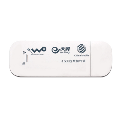 4G Portable Wireless Network Card USB Dongle Router