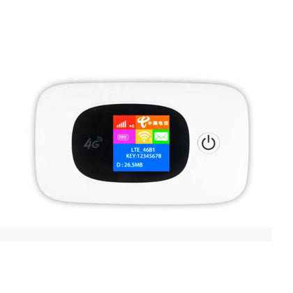Arabian Peninsula 4G LTE Mini Wireless Modem WiFi Hotspot Router