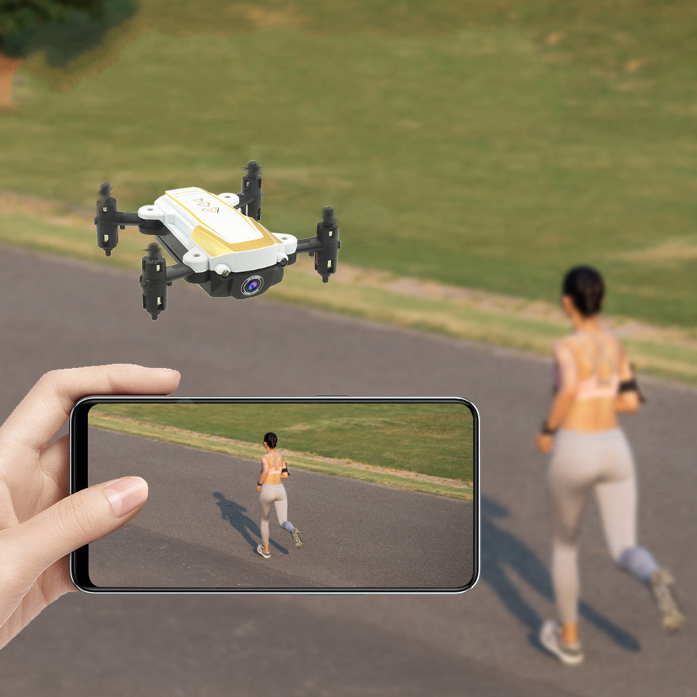X1W Mini RC Drone With 4K HD Resolution Camera Option