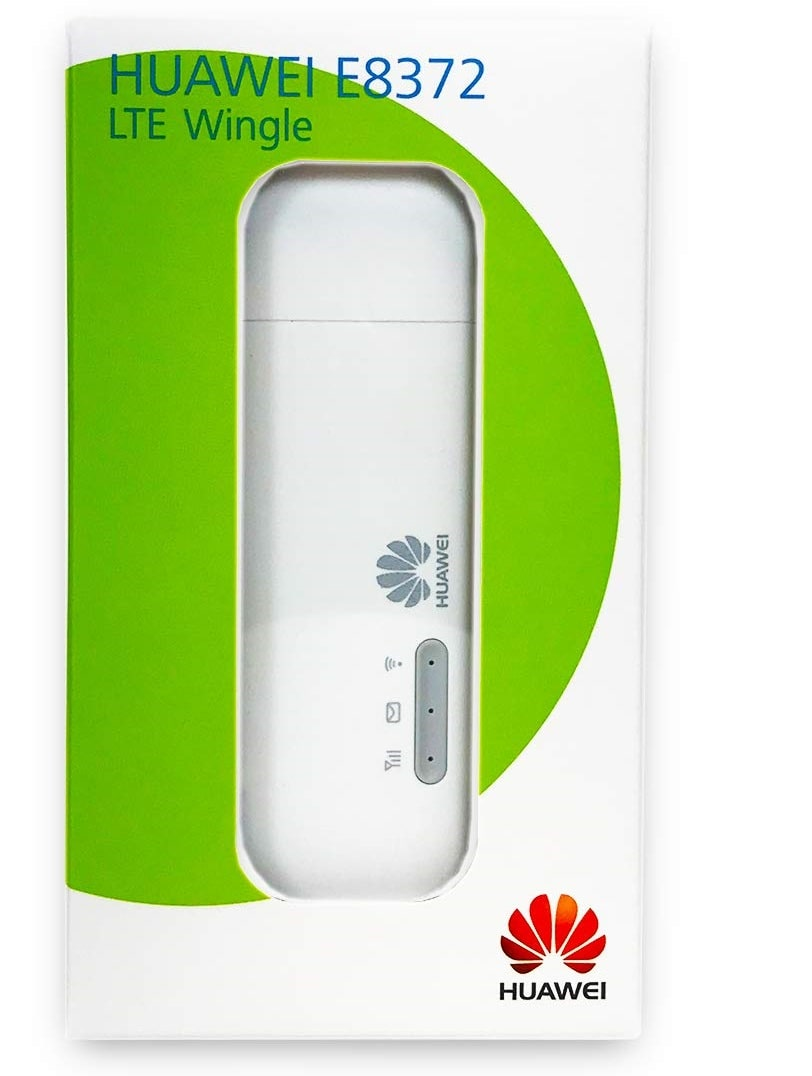 Unlocked Huawei E8372h-155 / Wireless 4G LTE Stick Mobile Hotspot