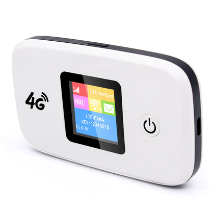 3G 4G LTE Wifi Modem Hotpot Portable Mini Router With Sim Card Slot